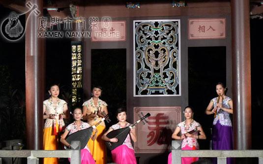 南音表演唱《出画堂》 2010.9.3